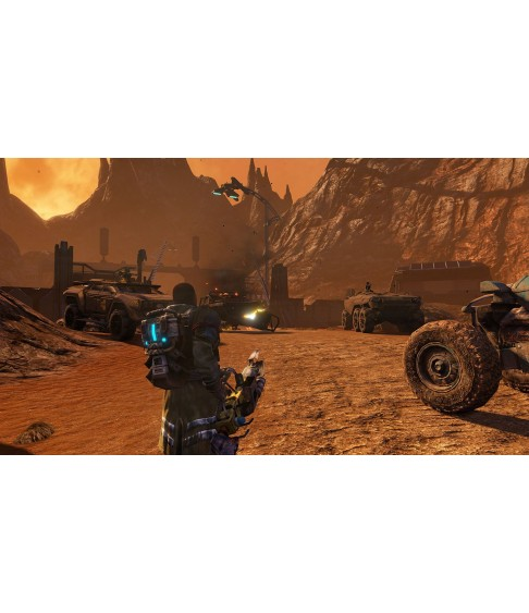 Red Faction Guerrilla - ReMarstered [PS4]